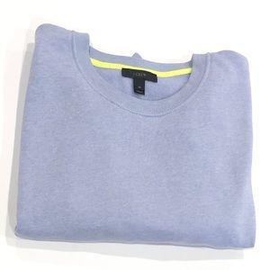 J. Crew Brushed Fleece SUPER SOFT Sweatshirt